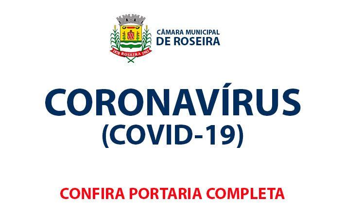 Portaria n° 04/2020 – Coronavírus (COVID-19)