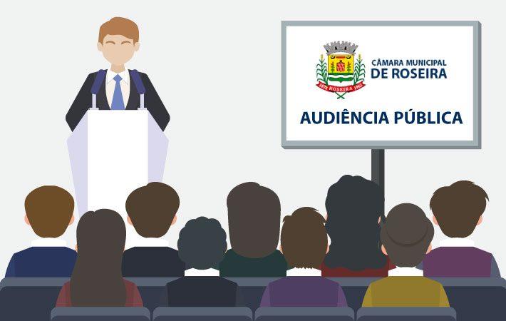 Audiência Pública para discussão do Projeto de Lei n° 08/2020 (LOA)